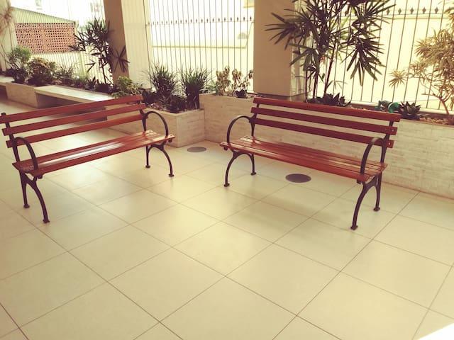 Confortável Apto. no Centro