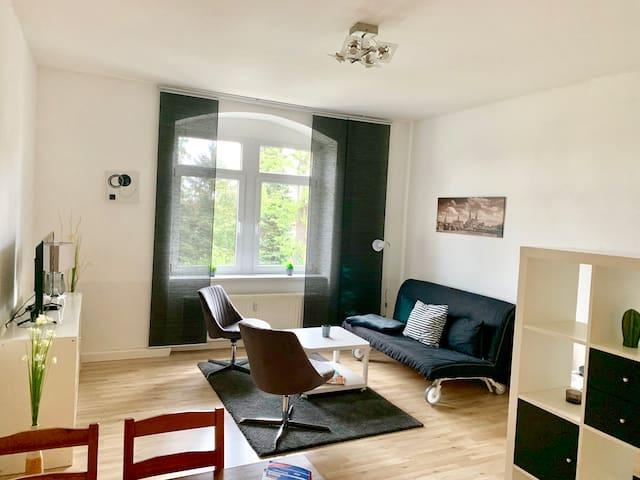 """Moderne gemütliche Wohnungen im """"Haus Freiheit"""""""