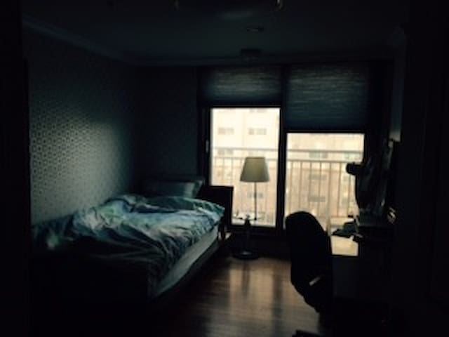 Cozy_Charming room in Korean Apt - Giheung-gu, Yongin-si - Appartement