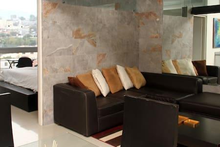 Comfortable complete apartment - Monterrey - Apartment