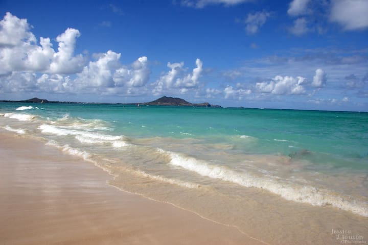Enjoy Beach Living Kailua-Lanikai