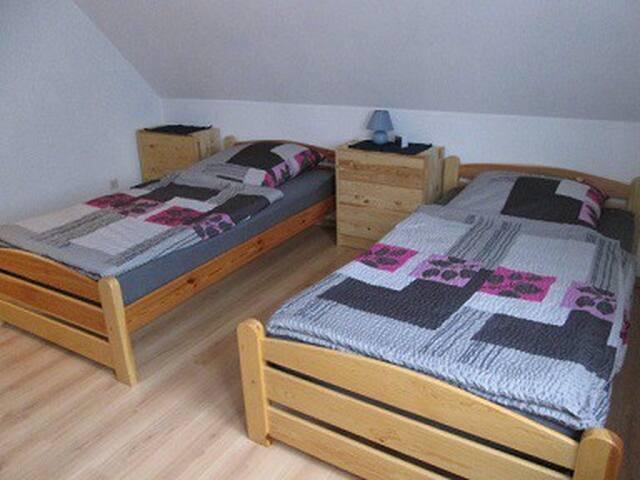 Monteur- u. Privatzimmer Ergste Zi1 - Schwerte - Bed & Breakfast