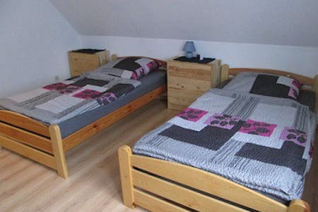 Monteur- u. Privatzimmer Ergste Zi1 - Bed & Breakfast