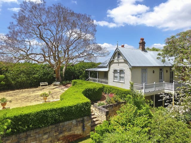 Plynlimmon-the Cottage at Kurrajong - Kurrajong - Hus