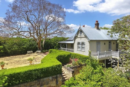 Plynlimmon-the Cottage at Kurrajong - Kurrajong - บ้าน