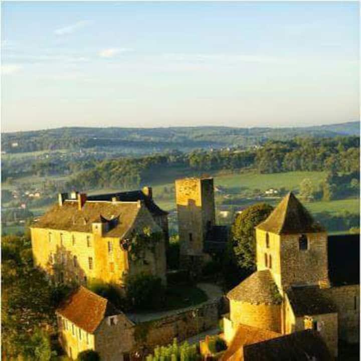 Rocamadour Padirac vallée Dordogne
