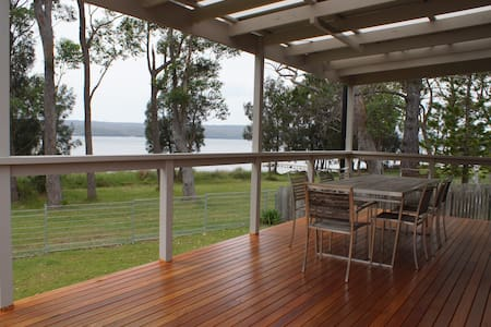 Waterfront reserve 2bedroom cottage