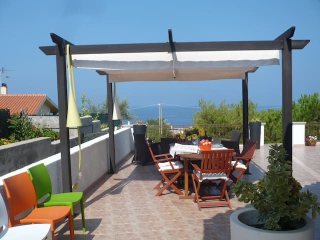Casa Bellavista: mare e relax - Porto Alabe Tresnuraghes OR - Appartement