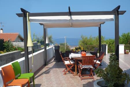 Casa Bellavista: mare e relax - Porto Alabe Tresnuraghes OR - Apartment
