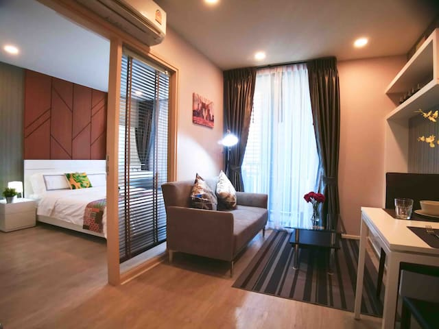 新房开业169元起!P3步行宁曼1号&Maya3分钟,宁曼路绝佳位置高端公寓