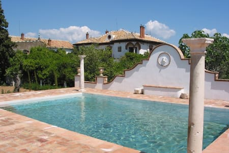 Aristocratic Pool Villa nr Córdoba - Hornachuelos