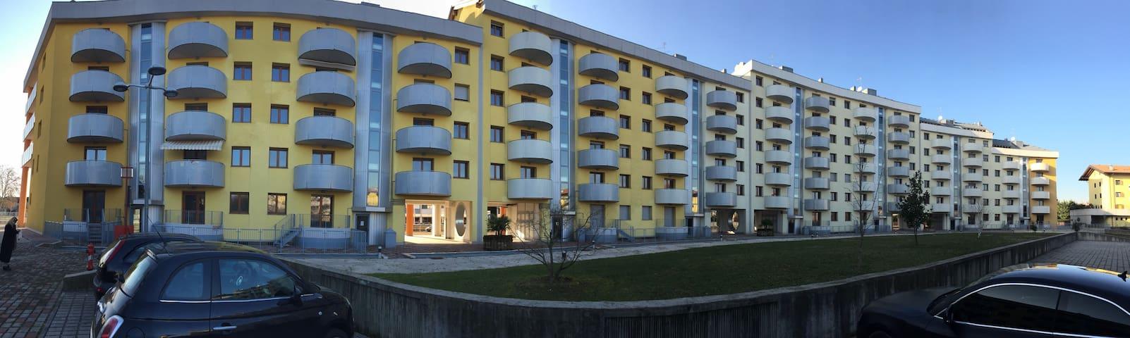 Appartamento nuovo zona Udine