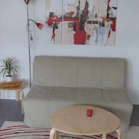 Apartment mit 1 Schlafzimmer Uttenreuth - Uttenreuth - Appartement