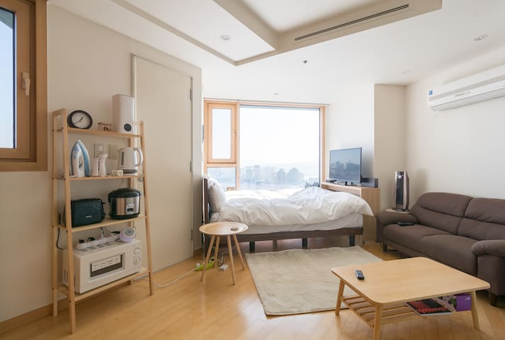 City·River View, City Center - Mapo-gu - Loft