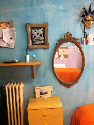 Typical Florentine Apartment Room