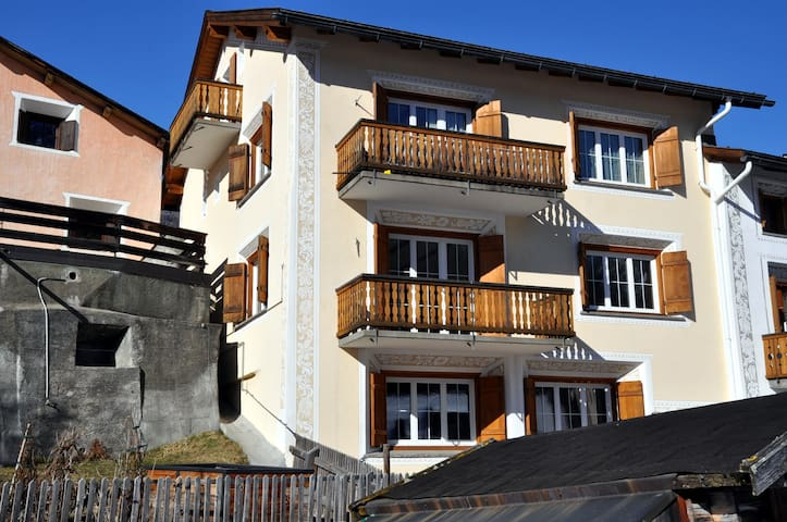 Minchületta 2 - Top location in the heart of Scuol - Scuol