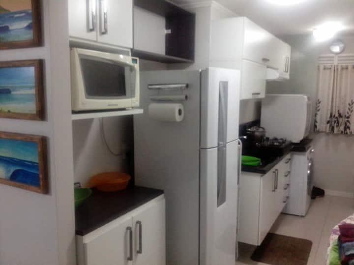 Apartamento moderno, aconchegante em condomínio