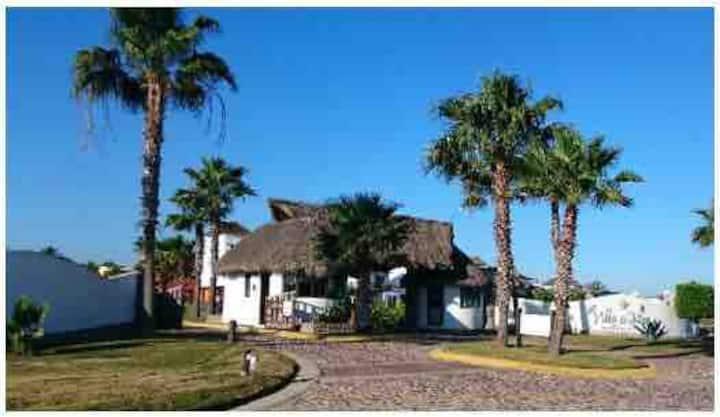Hermosa residencia de playa !!!