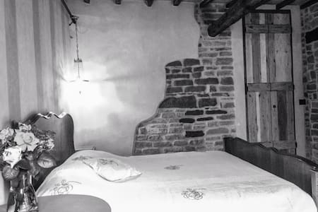 doble room in typical tuscany house - Palazzuolo Sul Senio - Bed & Breakfast