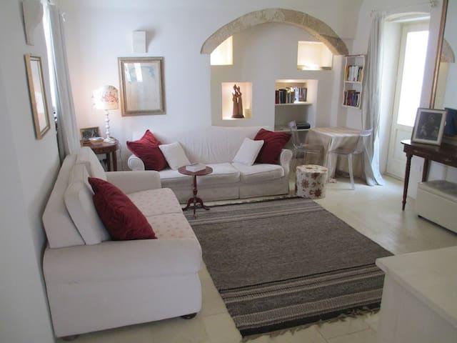Romantico miniappartamento in borgo - Alessano - Lakás