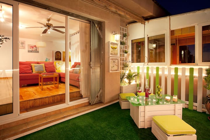 ATIC GAUDI GRACIA - Barcelona - Apartment