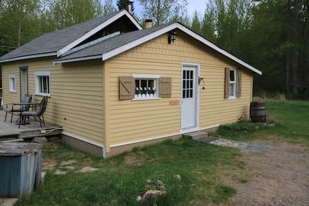 The Cabin in Coalmont
