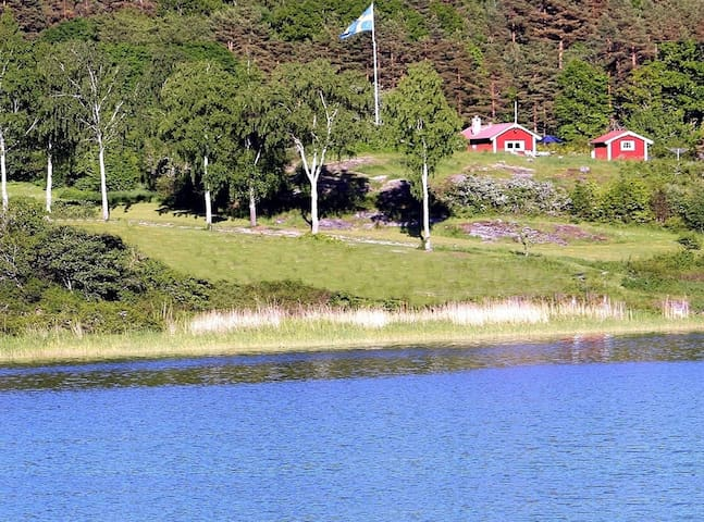 Archipelago Paradise By The Sea - Valdemarsvik  - Chalet