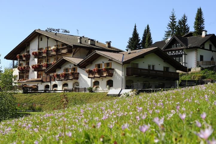 Alpine Touring Hotel sulle Dolomiti