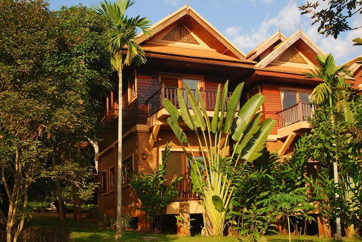 Peaceful & Healthy Living at Pavana - Mae Rim - Huis