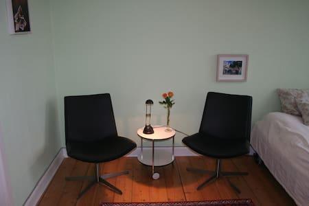 Dejligt værelse lige midt i Århus