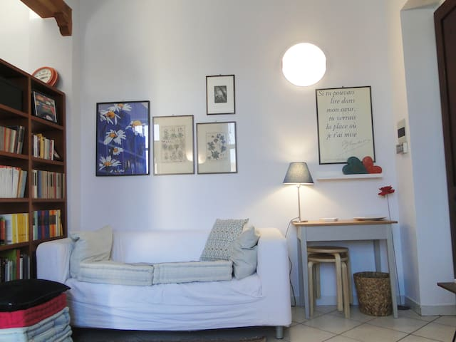 Il soggiorno living
