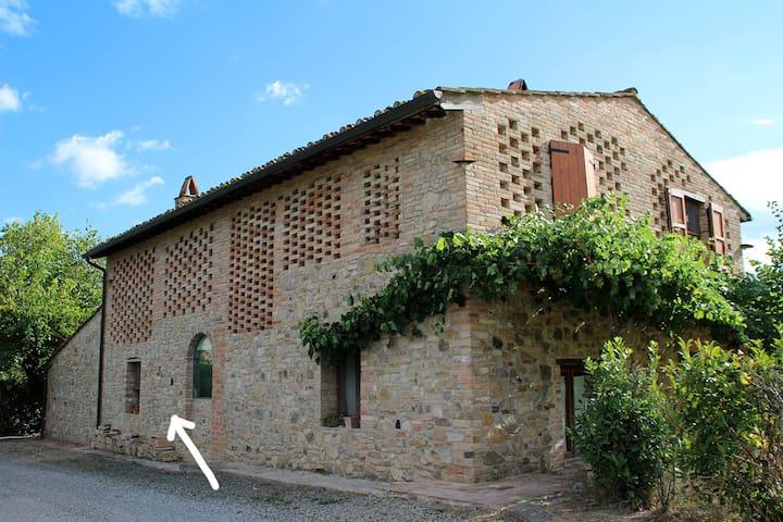 Casa nel cuore della Toscana - Gambassi Terme