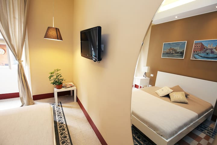 Double room Giulietta al Colosseo