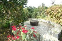 Huerto - Jardín anexo