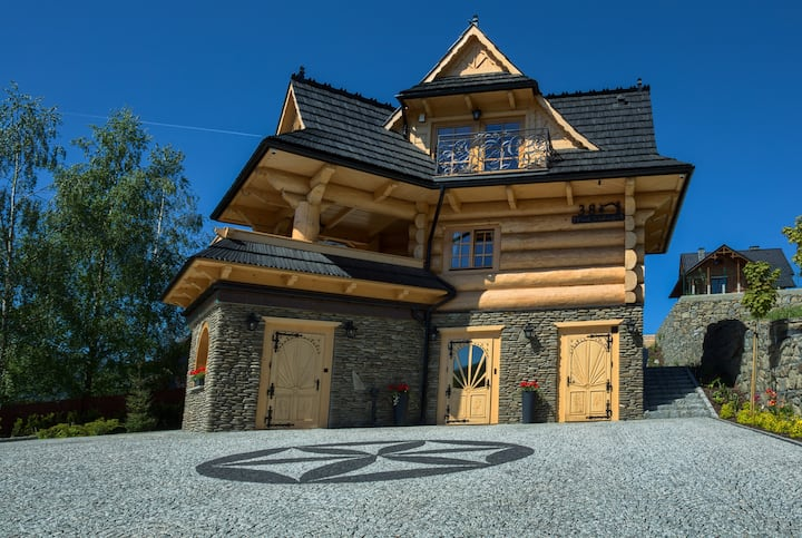 Stunning Arlet Apartment in Szczawnica