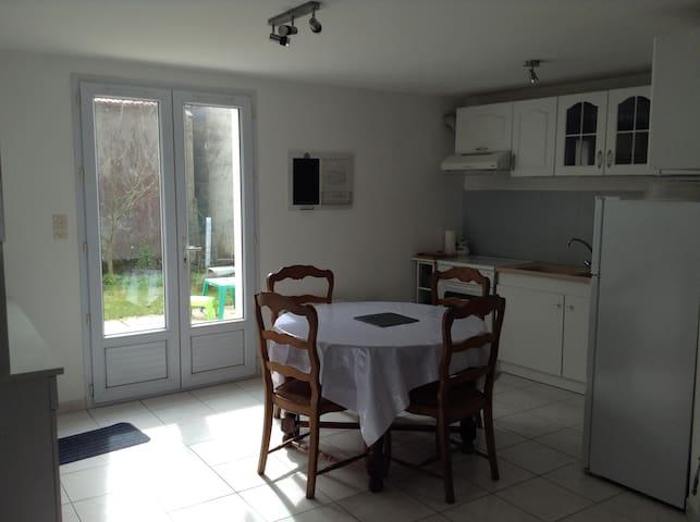 maison vacances récente 2km mer - Saint-Hilaire-de-Riez