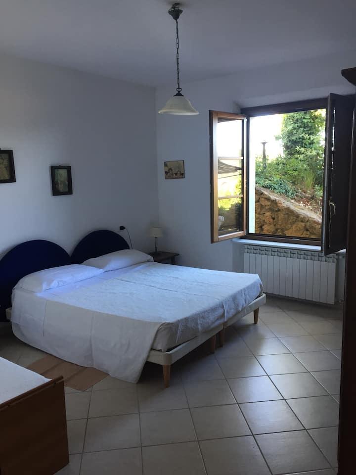 Villa Pegaso, Camera con bagno privato