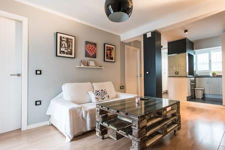 Apartamento máximo 4 personas - Appartement