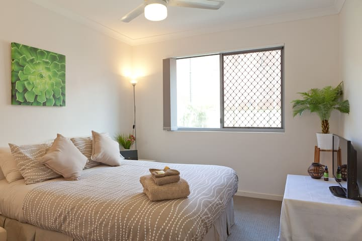 Brisbane!! Close to Airport & City - Nundah - Apartment