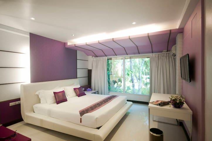 Great 100 square meter suite in Krabi - Ao Nang - Apartamento