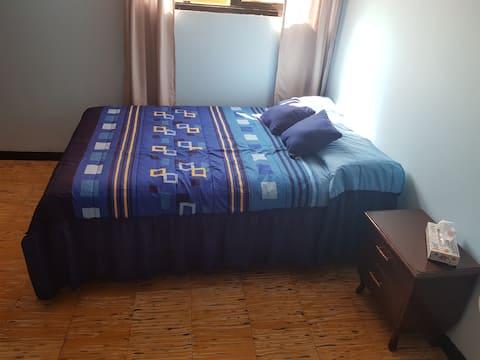 Acogedora habitación En el corazón de Sn Juan  Río