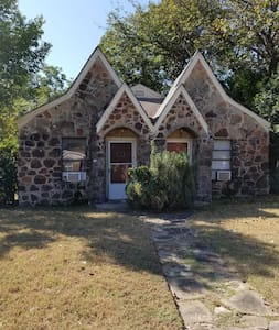 Cozy Stone Duplex - Fort Worth