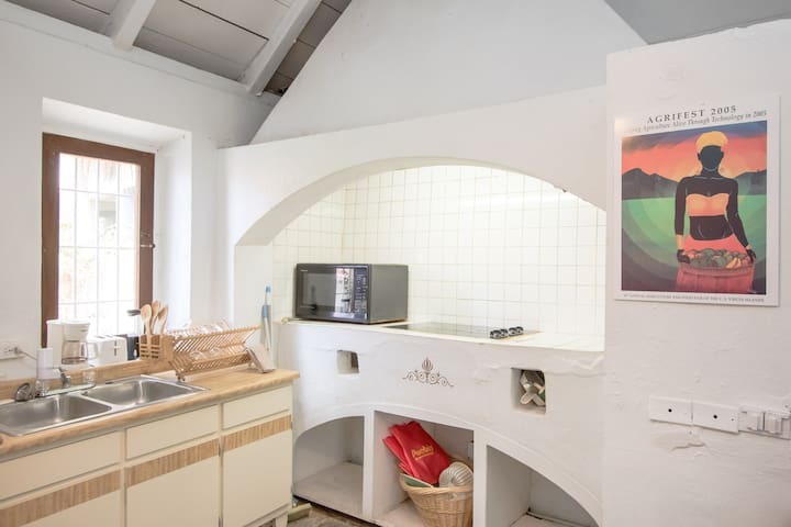 The Olde Danish Kitchen Cottage w/Wi-Fi - Charlotte Amalie - Apartamento