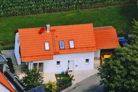 Single family home close to Munich and ICM - Rumah