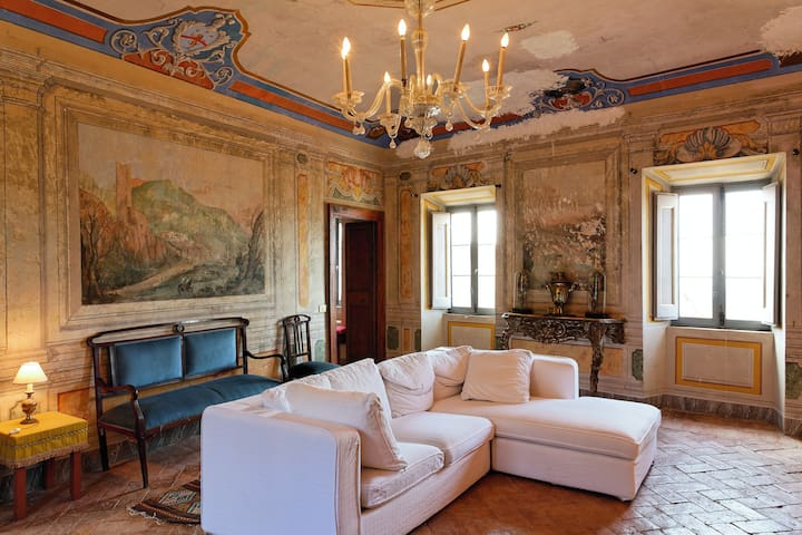 Olgiati's House - Poggio Catino - Rumah