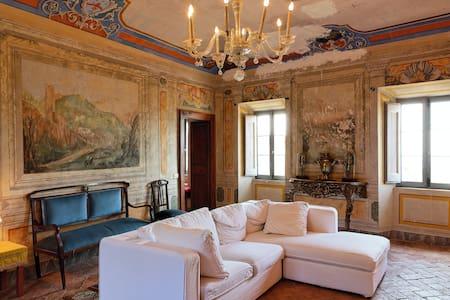 Olgiati's House - Poggio Catino - บ้าน