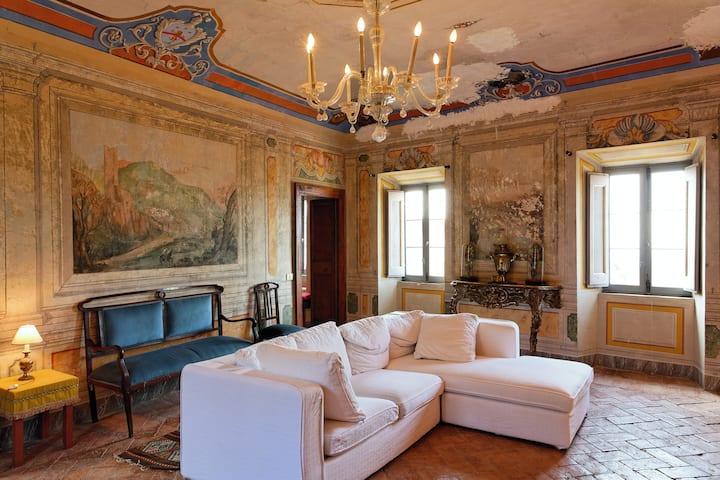 Olgiati's House