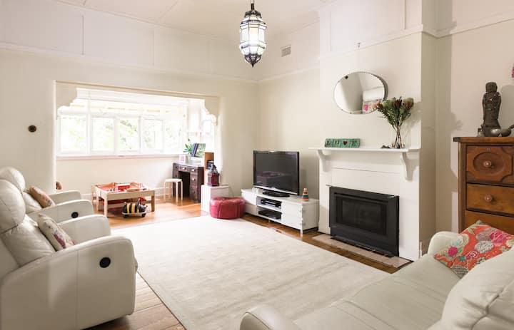 Family Retreat in ❤️  St Kilda / Quiet & Beautiful
