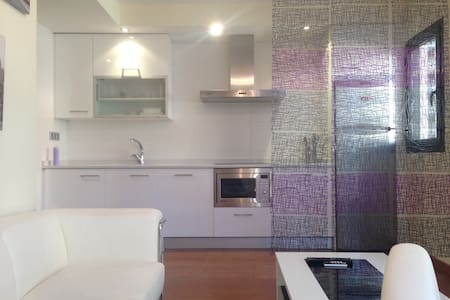 Design flat 5 min from Pilar Square - Zaragoza