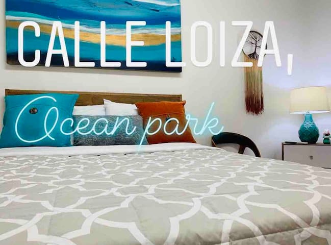 Convenient & Comfortable @ Ocean Park/Calle Loiza